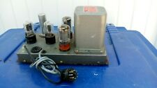Tube Amplifier with Acrosound Ultra-Linear TO-300 Transformer Untested !