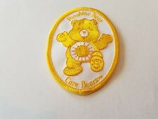 Care Bear Funshine  Bear Patch Iron On