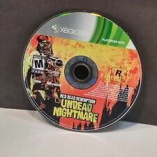 Red Dead Redemption: Undead Nightmare (Xbox 360) DISC ONLY #6873