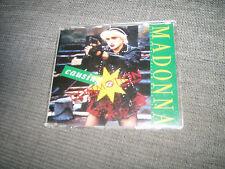 MADONNA - Causing A Commotion 4 Track CD Single RARE  1987
