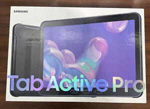 Samsung Galaxy Tab Active Pro SM-T540 Schwarz 64GB WLAN Wi-Fi Outdoor NEU