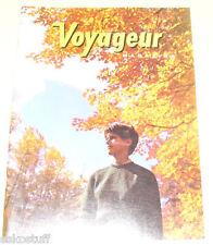Voyageur Magazine 1969 Vol 2 No 7 Beautiful Color Photos! Nice See!