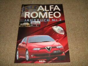 Alfa Romeo Jahrbuch Nr. 2, Heel Verlag, 2002