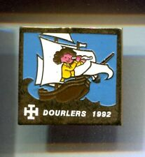 RARE PINS PIN'S .. TOURISME EXPO SEVILLE AMERICA COLON COLOMB 1492 DOULERS 92~CT