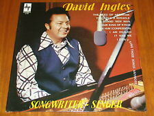 DAVID INGLES - SONGWRITER - SINGER - 1976 STILL SEALED LP ! ! ! !