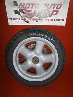 Ruota cerchio anteriore Yamaha Majesty 180 2004 2005 carburatore
