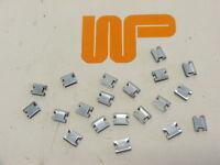 CLASSIC MINI BODY SEAM OR WAIST RAIL MOULDING CLIP x 20 MGB GHF1560