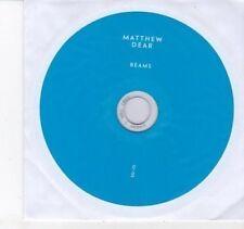 (DI20) Matthew Dear, Beams - DJ CD