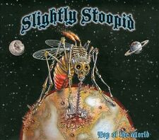 New: Slightly Stoopid: Top of the World  Audio CD