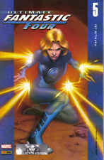 MARVEL,ULTIMATE FANTASTIC FOUR,5,occasion,juin 2005,collector edition