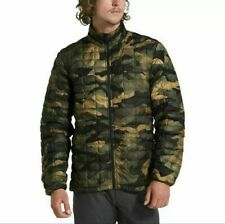 Men's The North Face Thermoball Eco Jacket Size XL Extra Large Camo Slim Fit