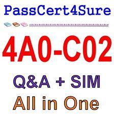 Nokia NRS II Composite 4A0-C02 Exam Q&A PDF+SIM