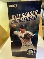 KYLE SEAGER SEATTLE MARINERS BOBBLEHEAD 2020 NEW IN BOX