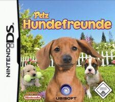 NINTENDO DS 3DS PETZ HUNDEFREUNDE DEUTSCH Neuwertig
