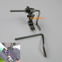 HIGH SHANK SINGLE NEEDLE ADJUSTABLE GUIDE FOOT 2 SIDE for JUKI BROTHER SINGER