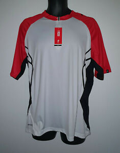 Specialized Atlas XC Pro SS MTB Cycling Jersey Red/White - New with Tags