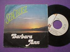 SEA CRUISE Crazy Motion SPAIN 45 1978 Disco JACQUES LAFLECHE John Pantis