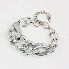 Acrylic Chain/Link Adjustable Costume Bracelets