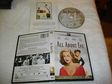 All About Eve (DVD, 2003, Studio Classics) best picture 1950