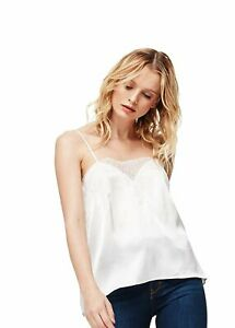 Cami NYC Women's The Sweetheart Charmeuse Silk Top