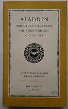 Aladdin. Trans N J Dawood .1ST Pinguin 1957,NO L71, nicht verwendete Kopie, gut erhalten