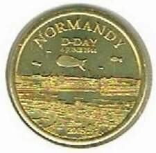 Normandy 2005 probe-pattern-essai - 10 eurocent - D-Day