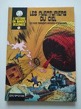 EO 1976 (très bel état) L'histoire en bandes dessinées 5 (les aventuriers ciel)