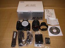 Pentax K-50 Kit DA 18-135 mm (Shutter Count 397)