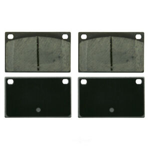 Disc Brake Pad Set-ThermoQuiet Disc Brake Pad Front Wagner PD43A