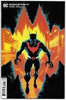 Batman Beyond #43 DC COMICS  Manapul Variant B 2020 1ST  PRINT