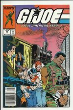 G.I. Joe a Real American Hero #62 - Marvel Copper Age - NM- 9.2