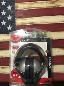Radians Passive Youth Ear Muff NRR21 YM-21 Ear Protection