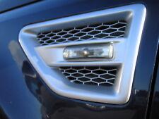 Crystal Side Repeater wing indicators LandRover Freelander 2 LR2 flashers chrome