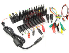 48pcs Universal Laptop AC DC Jack Power Supply Adapter Connector Plug for HP IBM