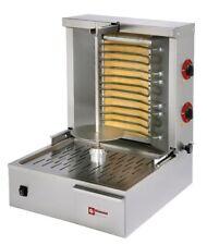 Dönergrill Gyrosgrill Elektrisch 40cm Spiess für 15-20 kg Fleisch Gastlando