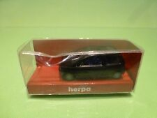 HERPA  1:87   COLLECTION -  RENAULT TWINGO BLACK   - GOOD CONDITION IN BOX