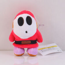 "Super Mario Brothers Bros Shy Guy 5"" Stuffed Toy Plush Doll Stuffed Animal Gift"