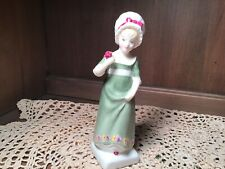 """Vintage Royal Doulton Figurine """"Ruth"""" Hn 2799 Retired Kate Greenaway Collection"""
