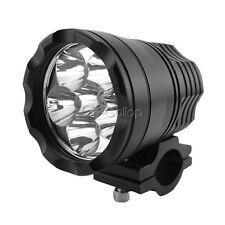 60W LED Spot light Headlight Fit Honda CB 250 450 750 Nighthawk CR125R CR250R