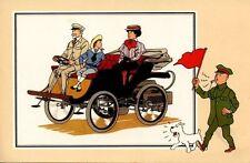 Chromos Tintin - Hergé - Voir et Savoir - Automobile - Série 2 - N° 47