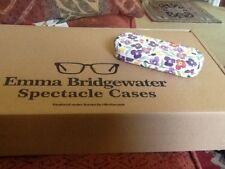 NEW !! Emma Bridgewater Spectacle Case, Wallflower pattern.