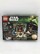 Lego Star Wars Advent Calendar 75023 2013 RARE Jango Fett Mini figure Included