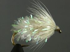 6 Popcorn Carp Flies  For use in any local park that has carp in the lakes