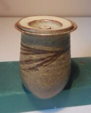 POG crafts  Stoneware  POT with LID