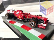 Ferrari F138 - (2013) - Fernando Alonso 1/43  F1 - Fórmula 1 Car