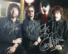 Vanilla Fudge REAL hand SIGNED Full band current promo photo by all 4 w/ COA