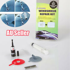 Windscreen Repair Kit Windshield Instrument Auto Windows Tool Glass Recovery NW
