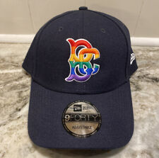 NEW Brooklyn Cyclones New Era MiLB 9Forty Gay Pride LGBTQ Rainbow BC Hat Cap