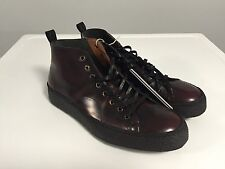 BNWT Fred Perry George Cox Boots Chukka Hightop Tennis Shoes 9
