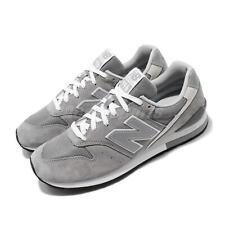 New Balance 996 Grey Silver White Men Women Unisex Shoes Sneakers CM996BG D